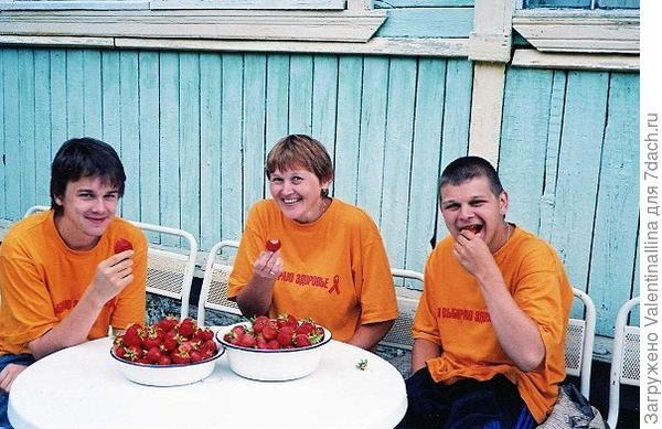 Любимя ягода семьи
