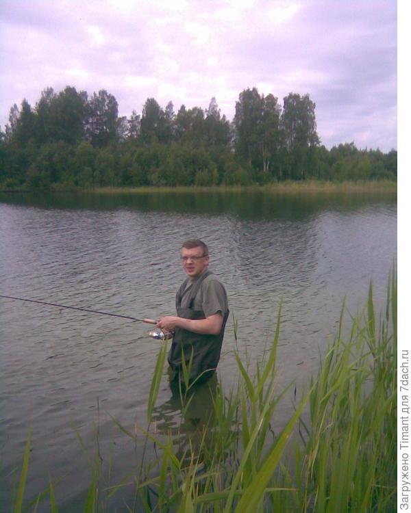 Моя дачка в Горелово - Цветочки и ягодки + рыбалка!!!