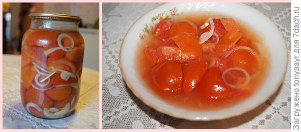 Сеньора помидора - королева засола!