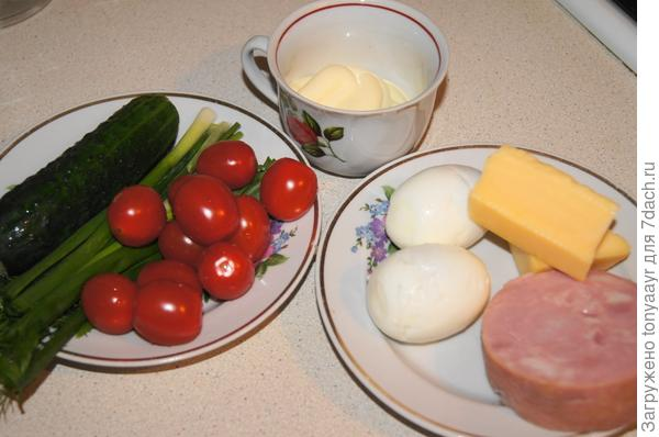 Закусочка Мухоморчики
