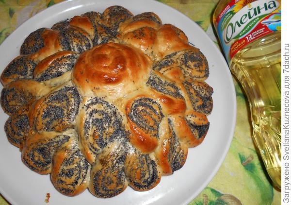 пирог готовый