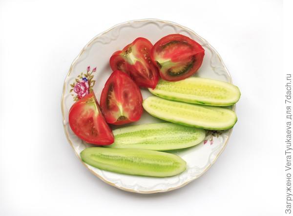 Норма овощей.