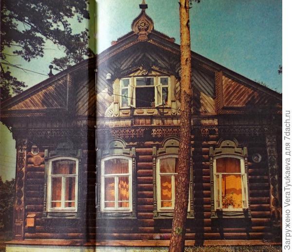 Дом на улице Тургенева в Бийске.