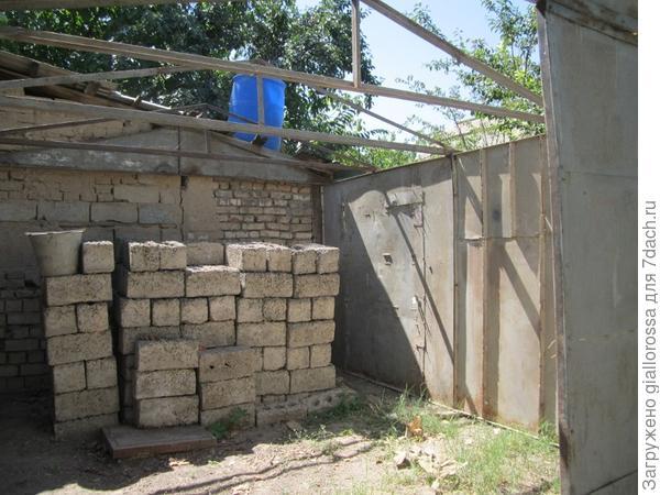установили стены и фермы