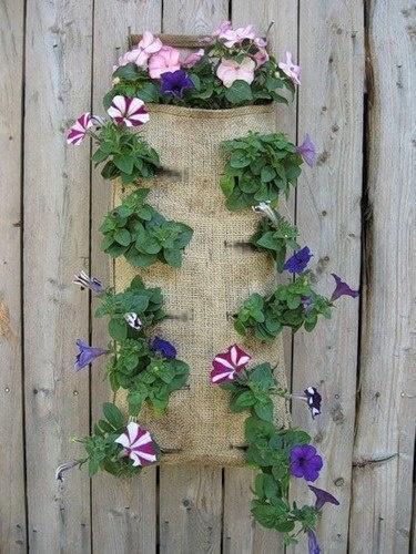 Горшки для цветов своими руками из подручных фото 91