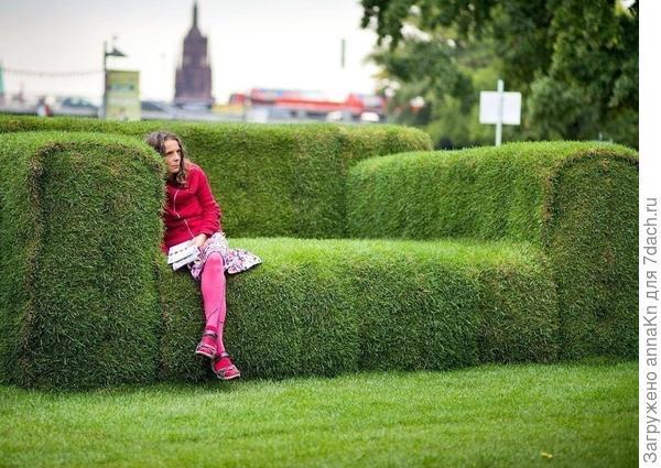 10 идей зеленого сада!