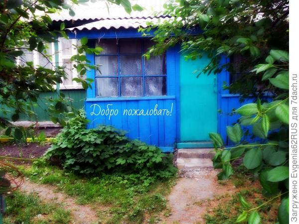 мой домик в деревне