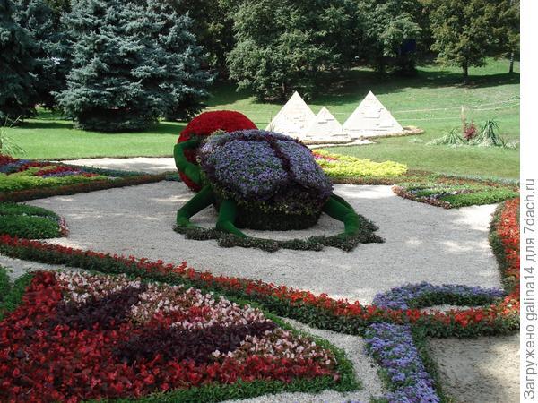 10 сказочных цветников — 10 идей для дачи