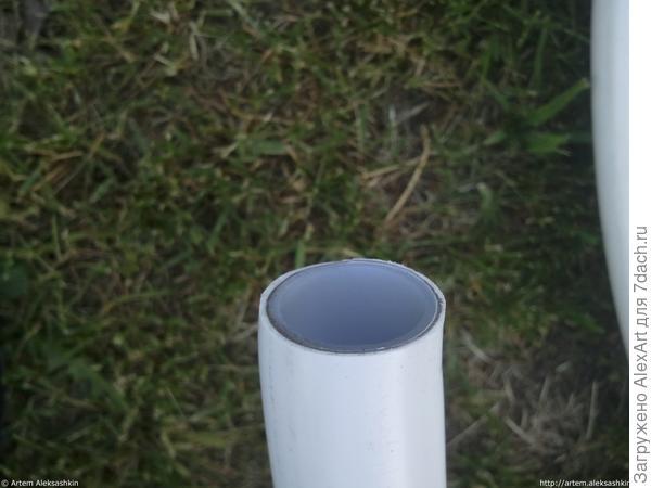 торец трубы