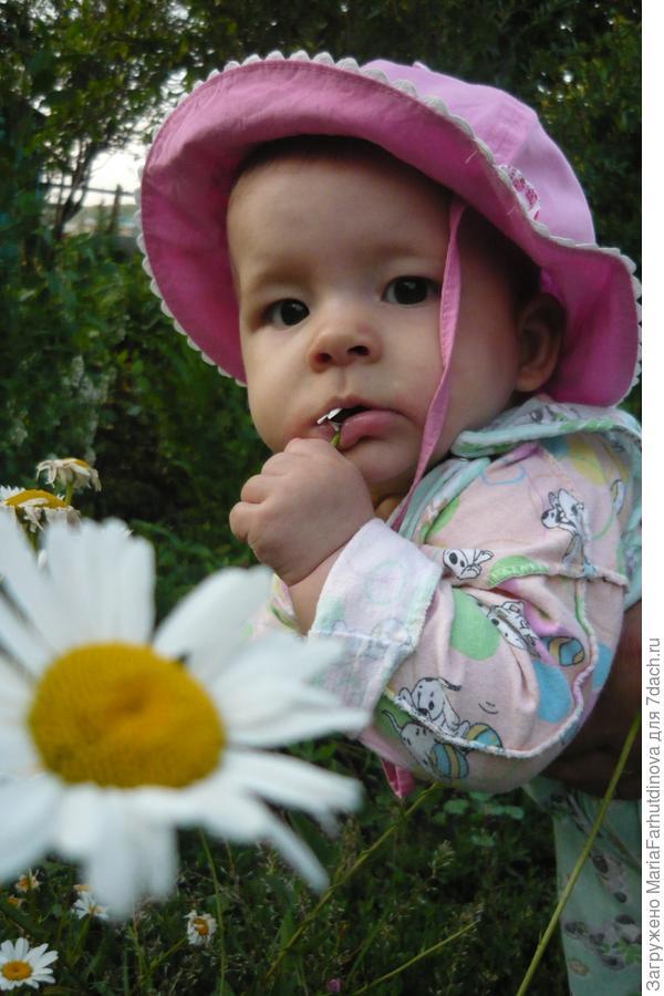 наша дочка