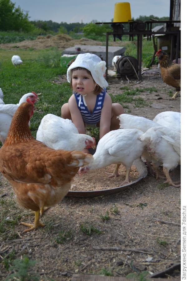 Мария Семеновна, 2 года