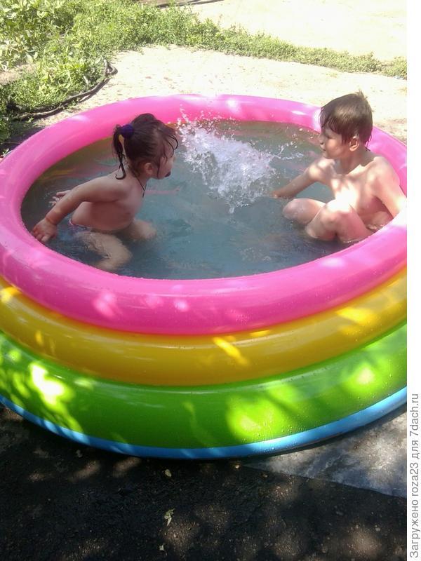дети и вода