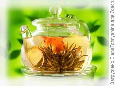 Как приготовить лечебный чай дома?