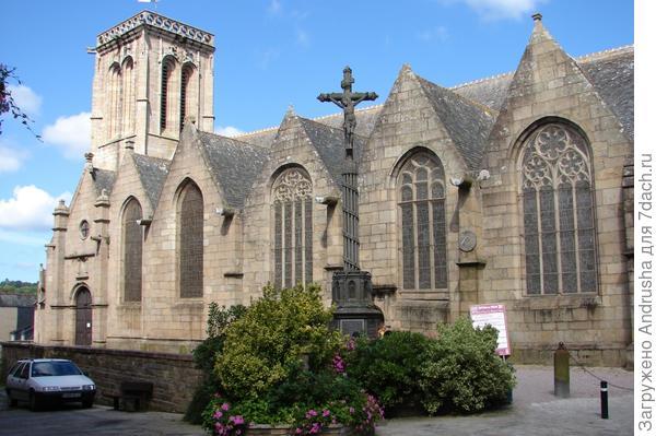 Церковь Святого Жана-де-Балю