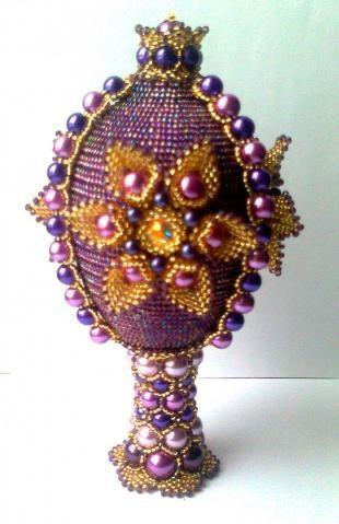 Пурпурное яйцо