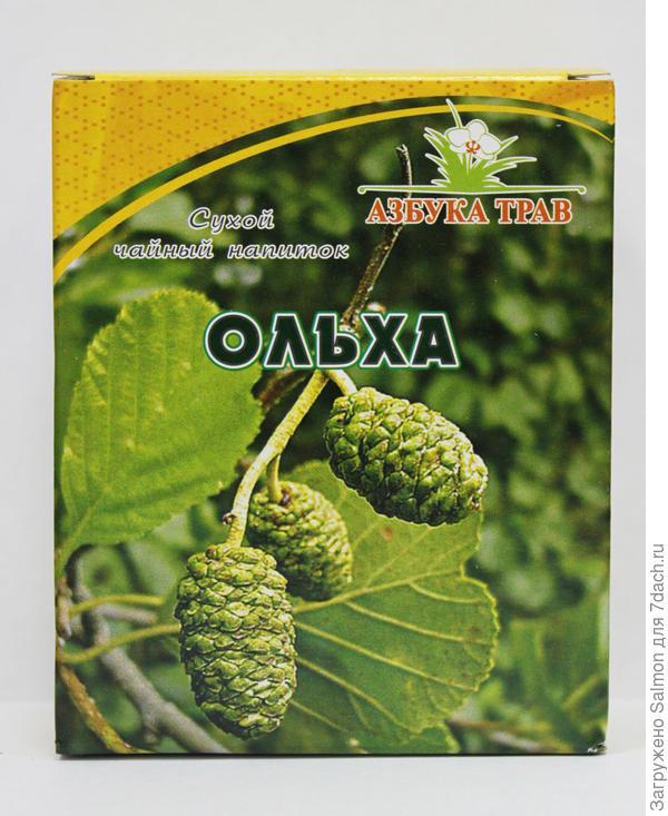 Напиток из плодов ольхи. Фото с сайта ircenter.ru