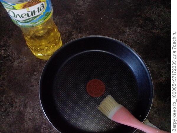 Пирог - Улитка - с вишней