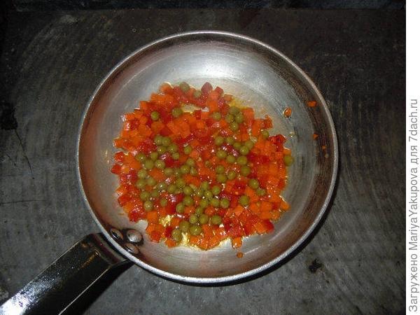 Овощи!!! Как много применений мы находим овощам!И я хочу поделиться с вами одним из самых любимых моих блюд из овощей!!!