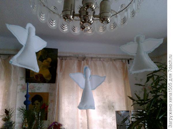 готовые ангелочки