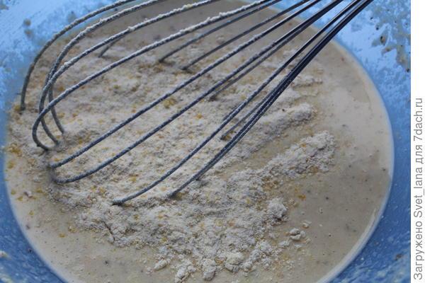 Португальский кукурузный хлеб - пошаговый рецепт приготовления с фото