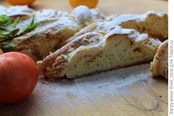 Пасхальный хлеб с творогом, курагой и апельсиновой цедрой. Пошаговый рецепт с фото