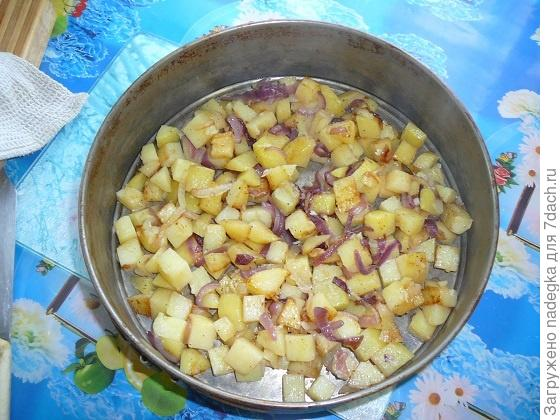 Испанский омлет