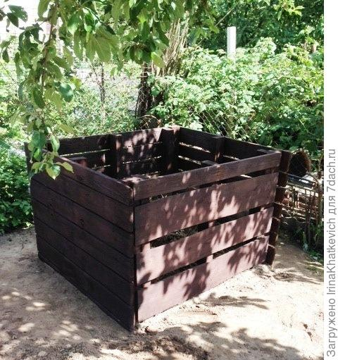 компостный ящик