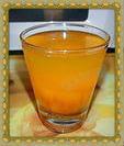 мандариновый напиток