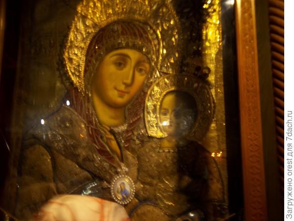 Икона Богородицы Иерусалимская.