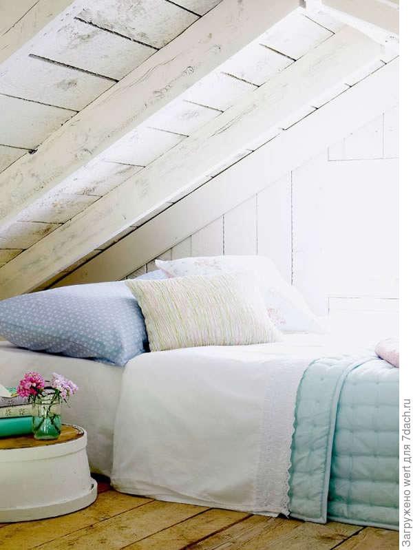 Спальня на даче