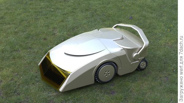 Робот газонокосилка EcoMow