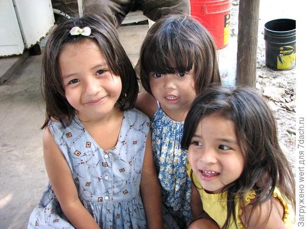 Белизовские дети