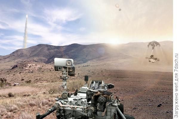 Растеневодство на Марсе