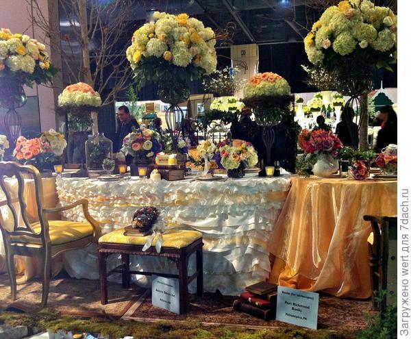 Филадельфийское цветочное шоу