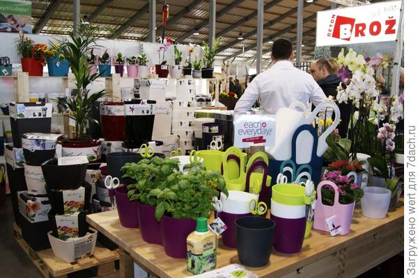 Открылась выставка For Garden в Праге