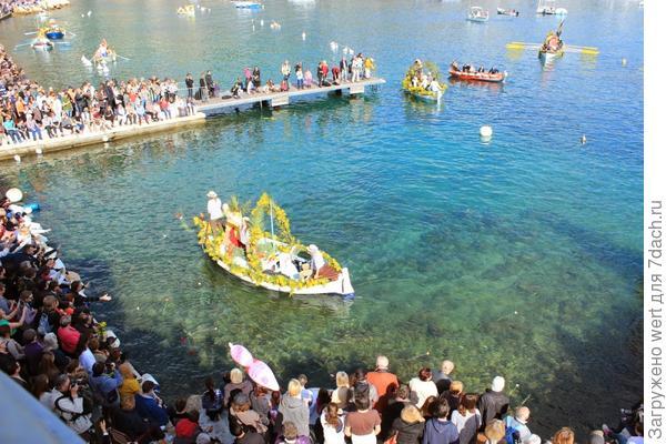 Фестиваль в Ницце