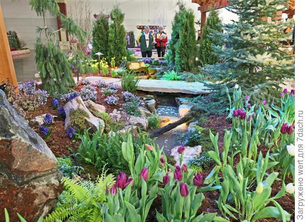 Закончилось дизайнерское шоу «Realtors Home & Garden 2014» в Висконсине, США