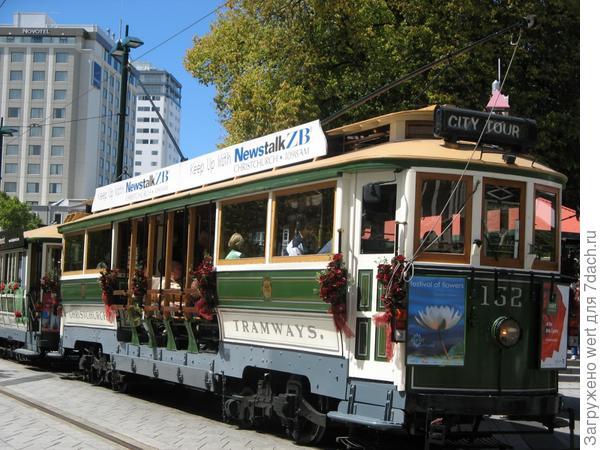 В Новой Зеландии прошел флористический фестиваль