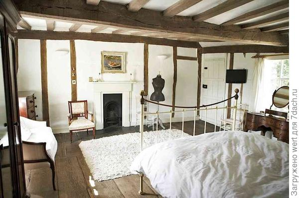 Английская классика: дача в старинном доме