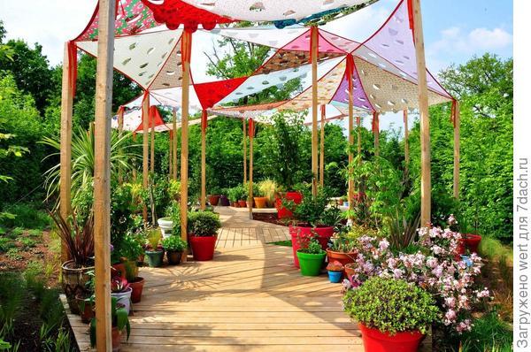 Фестиваль Садов во Франции