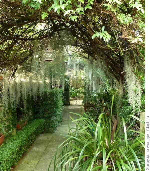 Итальянский сад