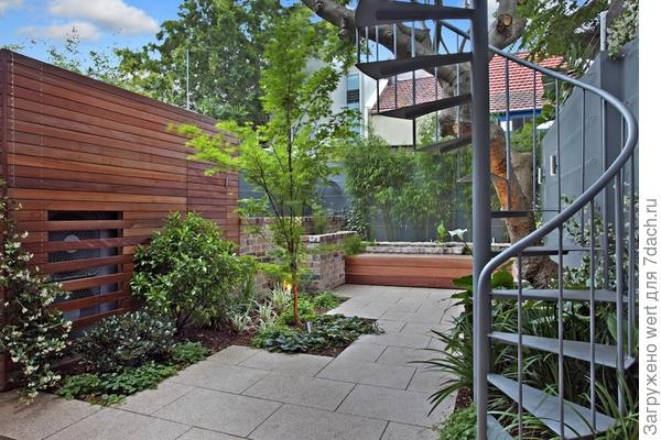 Australian landscape design awards 2014