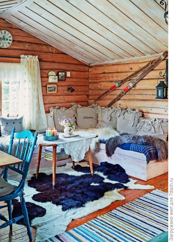 Любой скандинавский интерьер строится из мелочей. Фото с сайта 3.bp.blogspot.com