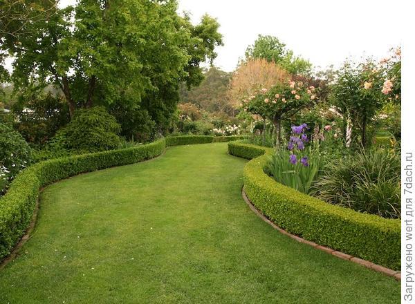 Интригующая перспектива. Фото с сайта gardendrum.com