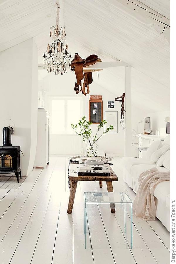 Изумительная маленькая дача в Швеции