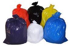 рассортированный мусор