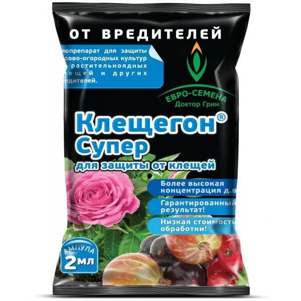 Клещегон, фото с сайта euro-semena.ru, автор не указан