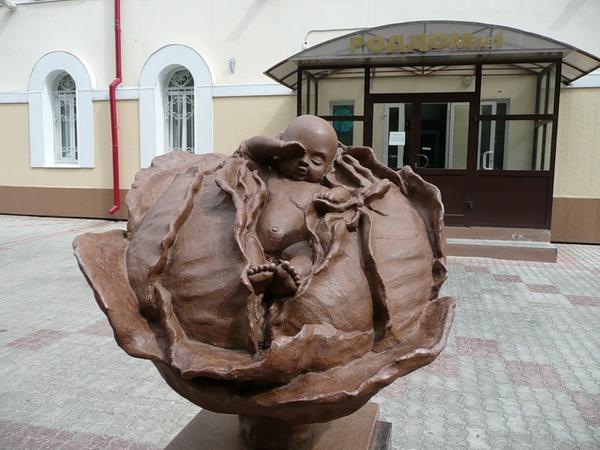 Памятник капусте, фото с сайта etovidel.net