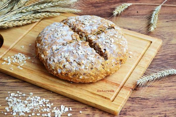 Ирландский содовый хлеб, автор фото - mbahareva (Марина Бахарева)