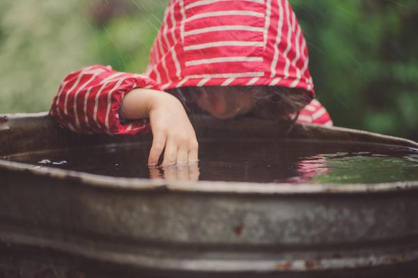 Отстоянная вода